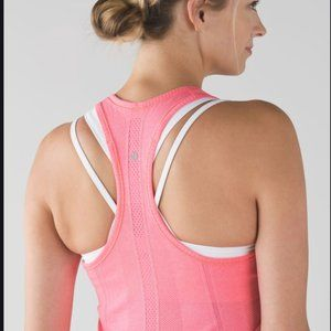 Lululemon Swiftly Tech Pink Tank Top